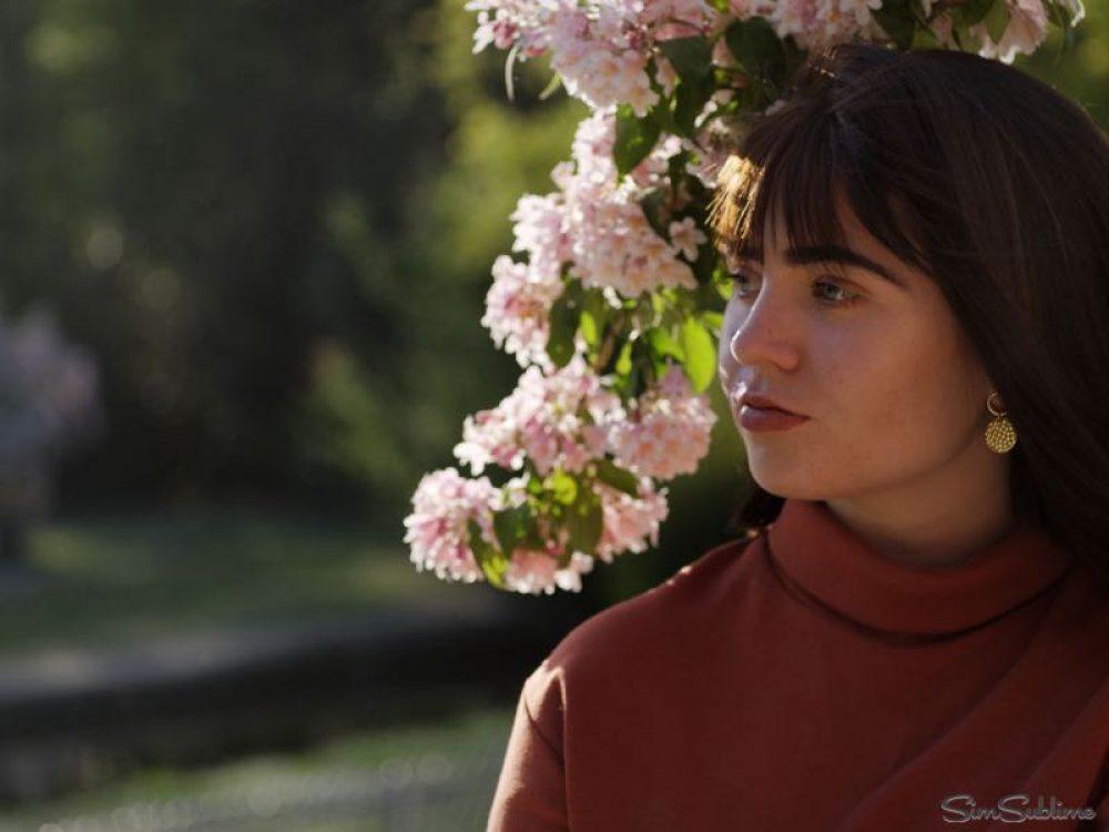 Portrait de Luana G.
