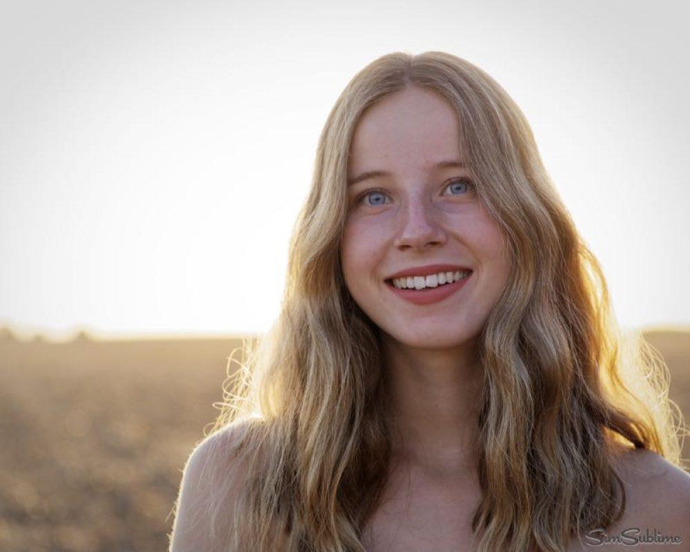Portrait de Lilly B.