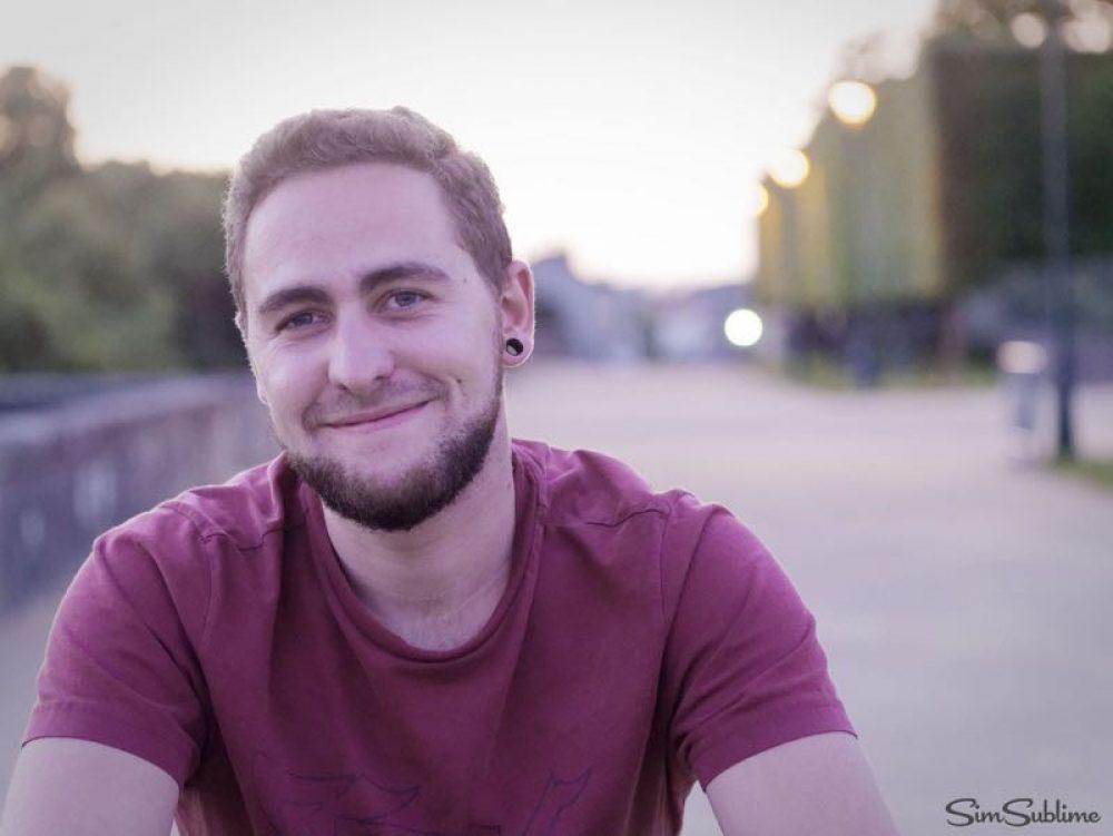 Portrait de Benoit P.