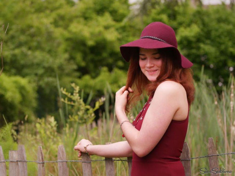 Portrait de Melissa B.