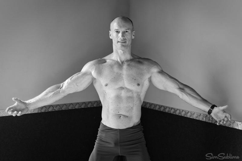 Sébastien Arnoux champion de bodybuilding naturel